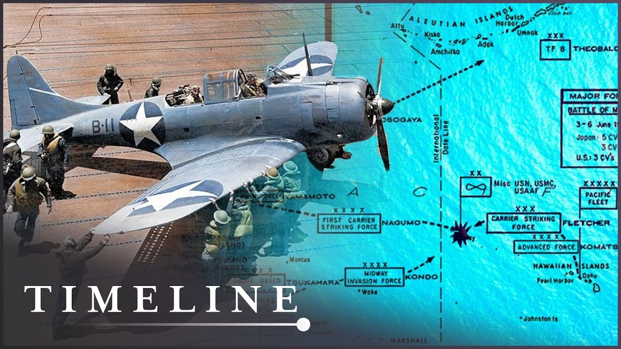 War with Japan : Key Battles of The Pacific Theatre WW2
