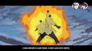 rodrigo fraile oficial animes Rap do Naruto VS  Sasuke O meu lado está certo
