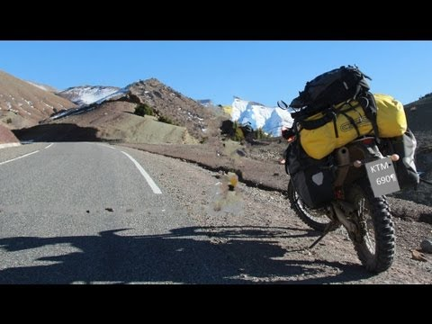 KTM in Morocco's Mountains [KTM 690 Enduro R, Winter 2013 #2]