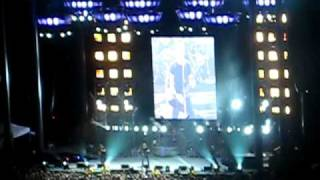 "Nickelback Live ""Burn it to the ground"" @ The Gorge 8-29-2009"
