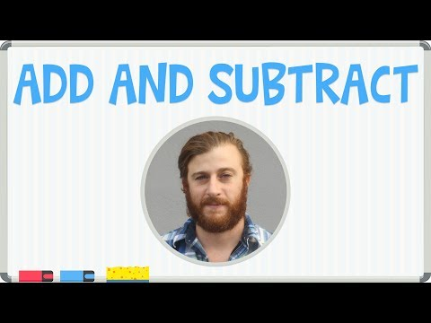Addition and Subtraction for First Grade | Kids Academy