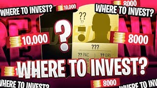 WHERE TO INVEST YOUR COINS! SAFE RETURN ON COINS! FIFA 19 Ultimate Team