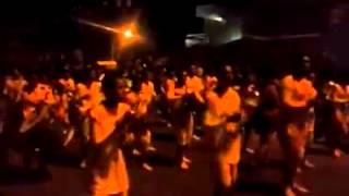 Samba Explosión carioca guanta