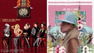 Panic! At The Disco vs. Lady Gaga - I Write Reasons Not Tragedies (Mashup)