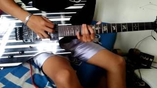 Avenged Sevenfold | Creating God | GUITAR LESSON by DIKY WOL