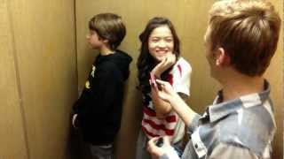 Awkward Elevator Moments