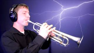 """May the Force Be With You (from """"Star Wars"""") Trumpet Cover"""