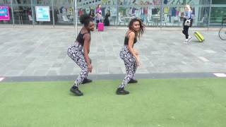 Kontrol Maleek Berry :Dance Routine