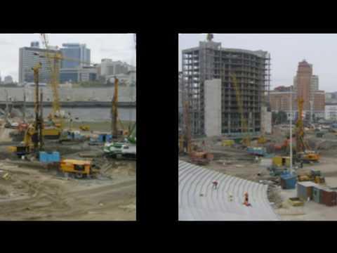 Kyiv (Kiev) Stadium Progress 2009