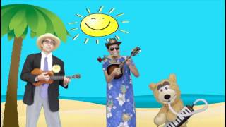 """The Bears Upstairs """"Couple of Monkeys"""" Official Music Video"""