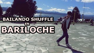 Bailando Shuffle en BARILOCHE 2016 | By Uv Shuffle
