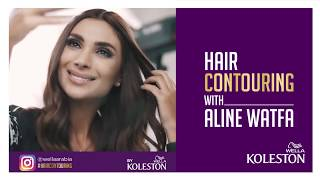 3 Easy steps to the picture perfect hair! All the details in this video with Aline Watfa