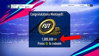 Make UNLIMITED COINS Using This FIFA TRICK! (FIFA 19)