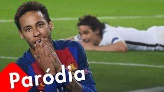 "O milagre do Barcelona - Paródia ""Loka"" (Simone, Simaria e Anitta)"