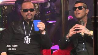 ICE-T, UPON A BURNING BODY BEHIND THE SCENES COVER LIL JON 4 PUNK GOES POP