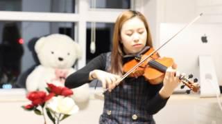 [suzuki violin book.2]사장조미뉴에트(Minuet in G Major)