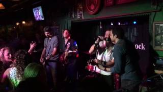 The Winemakers Band - Mr. Jones (Counting Crows - cover) at Shamrock. 2016.10.08