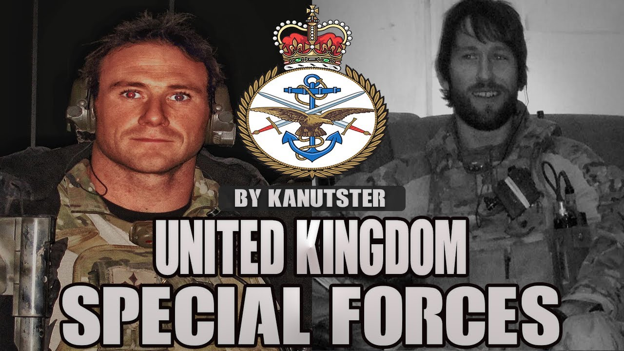 """United Kingdom Special Forces – """"Britain's Best"""""""