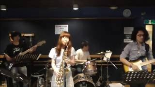 Aerosmith 『What Could Have Been Love』 SAX cover