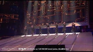 Kis-My-Ft2 / 「Break The Chains」LIVE MOVIE(LIVE DVD & Blu-ray「LIVE TOUR 2018 Yummy!! you&me」収録)