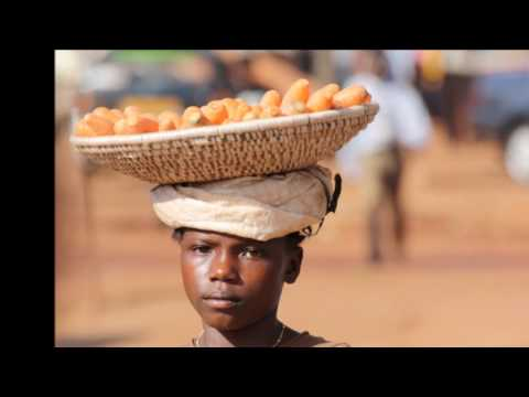 Hitchhiking Africa, a photo journey showing the local life HD
