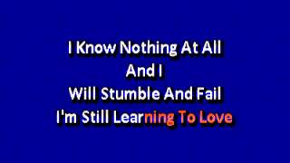 Great Big World Feat Christina Aguilera   Say Something  karaoke