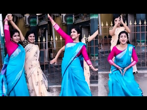 VIDEO : Alya Manasa's Super Cool Couple Challenge 🔥 | Tamil Serial Actress | Vijay TV | Tamil News