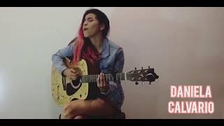 Daniela calvario/ Felices los 4 - Cover / Maluma