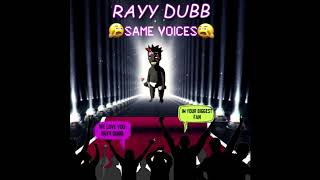 Rayy Dubb ~ Same Voices