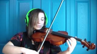 Violin Cover - Konoha Peace 2 (Naruto Shippuden)