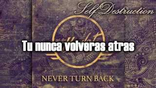 We Are Harlot - Never Turn Back (Sub.Español)