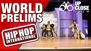 (UC) Alpha Kids - Italy (Junior Division) @ HHI's 2015 World Prelims