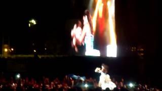 Ivete Sangalo en Paraguay - Chorando se foi (Kaoma cover)