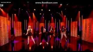 Little Mix - How Ya Doin'? @ MTV Live Sessions 2013