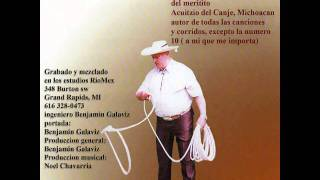 nicolas santoyo - corrido de chava rodriguez