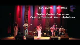 Tournée Mercosul /Tatiana Cobbett & Marcoliva - Sonora Parceria lança CD Bendita Companhia