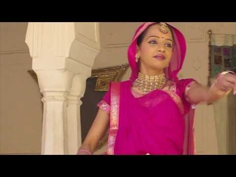 Beautiful Indian Girl Dancing