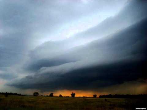 Грозы в Украине.Storm in Ukraine.