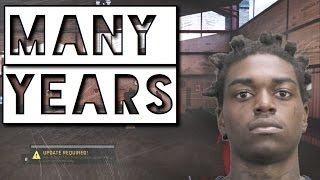 NBA 2K17 MANYS YEARS KODAK BLACK (OFFICIAL MUSIC VIDEO)