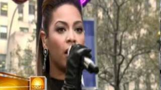 beyonce - if i were a boy (live on the today show 2008).mpg