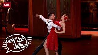 Linda Fäh und Marc Stalder – Tango – La Cumparista | Darf ich bitten?
