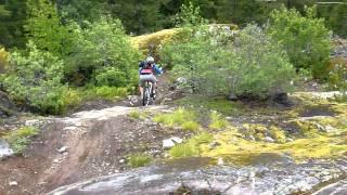 Moutain Biking whistler part 2