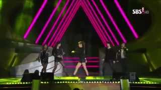 f(x)~Electric Shock@Popular Culture Art Awards Live Show [HD]