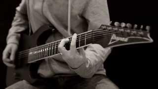 Korn - Never Never (guitar cover)