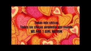 1 Girl Nation - 1 Girl Nation (letra en español)