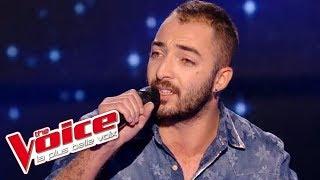 The Voice 2016 │Sofiane - Comme un fils (Corneille) │Blind Audition