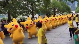 Pika Pikachu Pokemon GO!
