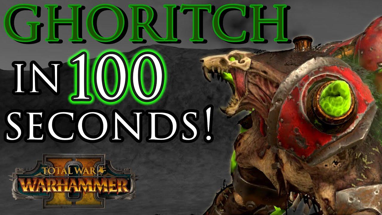 Zerkovich - Ghoritch in 100 seconds!