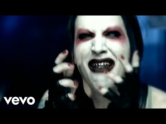 Videoclip oficial de la canción ''This is The new *hit'', de Marilyn Manson.
