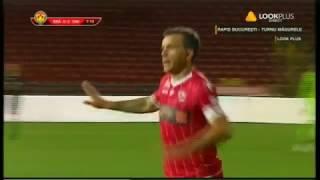 Dan Nistor inscrie pentru 2-0! Dacia Braila - Dinamo! Cupa Romaniei - 16-imi